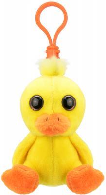 купить Брелок Wild Planet Утёнок искусственный мех текстиль желтый 9 см K8272 дешево