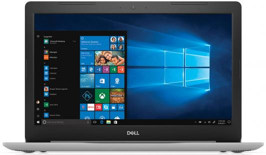 Ноутбук DELL Inspiron 5570 15.6 1920x1080 Intel Core i3-6006U 5570-5281 ноутбук dell inspiron 3567
