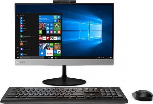 "Моноблок 21.5"" Lenovo V410z 1920 x 1080 Intel Core i3-7100T 4Gb 1Tb Intel HD Graphics 630 Без ОС черный 10QV001ERU"
