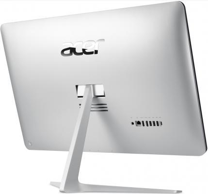 "Моноблок 23.8"" Acer Aspire Z24-880 1920 x 1080 Intel Core i5-7400T 6Gb 1Tb nVidia GeForce GT 940МХ 2048 Мб Windows 10 Home серебристый DQ.B8TER.016"