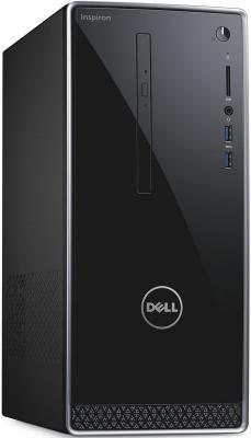 Системный блок DELL Inspiron 3668 MT i5-7400 3.0GHz 8Gb 1Tb GTX1050-2Gb DVD-RW Linux клавиатура мышь серый 3668-5600