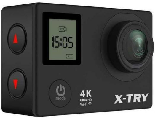 Экшн-камера X-TRY XTC215 черный