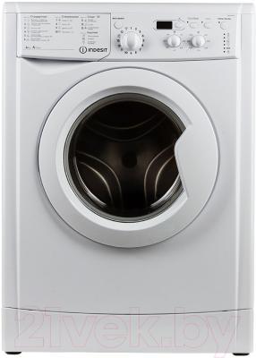 Стиральная машина Indesit IWUD 4105 белый