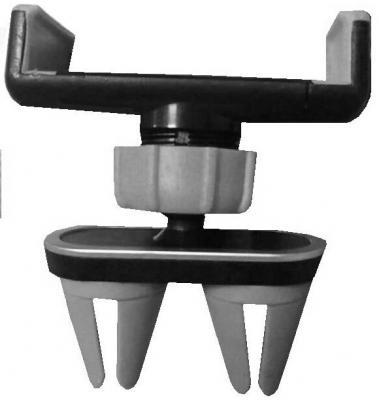 Автомобильный держатель Wiiix HT-23V-2 черный/серый автомобильный держатель wiiix ht 31v 2 черный