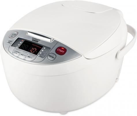 Мультиварка Scarlett SC-MC410S17 белый 940 Вт 4 л цена