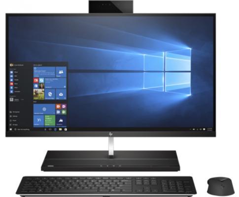 Моноблок 27 HP 1000 G1 3840 x 2160 Intel Core i5-7500 8Gb SSD 256 Intel HD Graphics 630 Windows 10 Professional черный 2LT96EA
