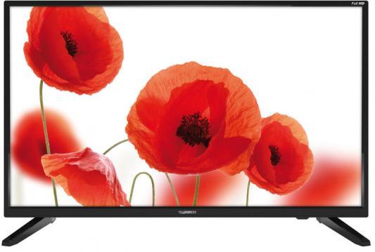 Телевизор Telefunken TF-LED22S14T2 черный телевизор telefunken tf led22s14t2