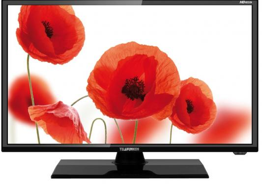 Телевизор Telefunken TF-LED19S14T2 черный
