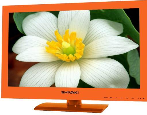 LED24 Shivaki STV-24LEDGО9 Жидкокристаллический телевизор телевизор shivaki stv 32led16