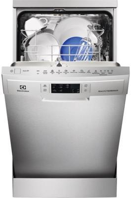 лучшая цена Посудомоечная машина Electrolux ESF9452LOX серебристый