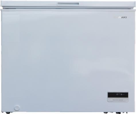 Морозильный ларь SHIVAKI CF-3001DW белый морозильный ларь hansa fs300 3 белый