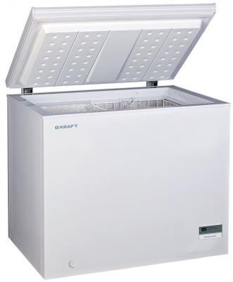 Морозильная камера Kraft BD(W)-225BL белый bering 14440 227
