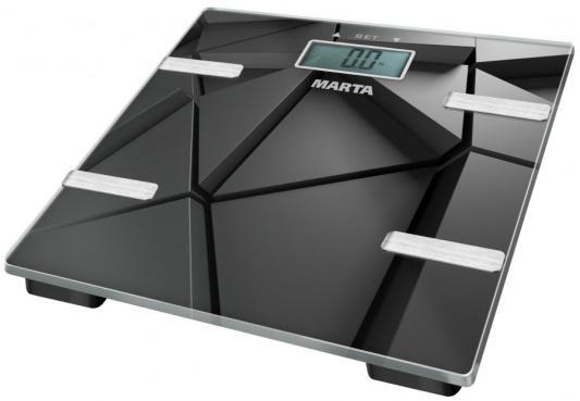 Весы напольные Marta MT-1675 черный гранит