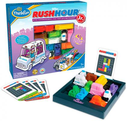 """Игра-головоломка ThinkFun """"Час пик для малышей"""" от 5 лет"""