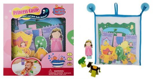 "Стикеры для ванны Barney&Buddy ""Замок принцессы"" BB013 стикеры для ванны barney"
