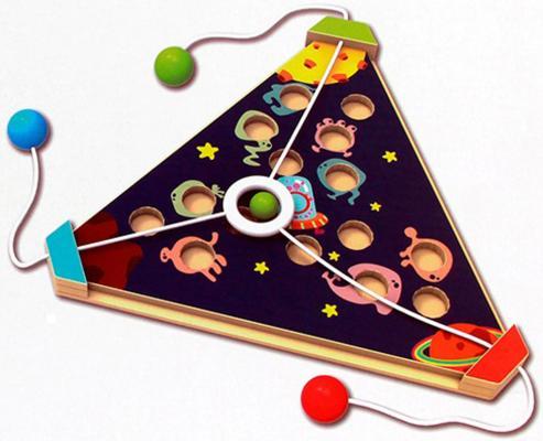 Настольная игра Avenir развивающая Возвращение на планету EP3047 avenir avenir развивающая игра деревянный лабиринт с магнитными шариками