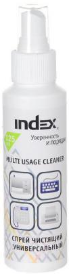 цены Спрей-очиститель Index ICCS125M 125 мл