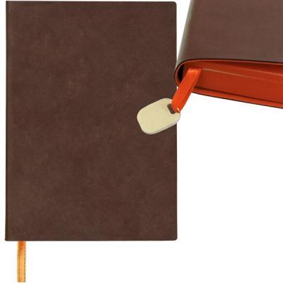 Ежедневник недатированный Index Colourplay A5 искусственная кожа коричневый IDN110/A5/BR блокнот index in0103 a550 a5 50 листов в ассортименте