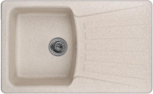 Мойка Weissgauff CLASSIC 800 Eco Granit песочный  мойка кухонная weissgauff classic 800 eco granit черный
