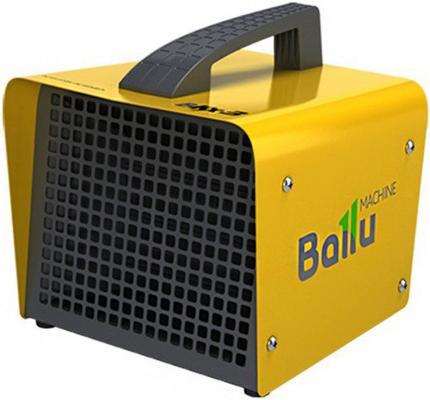 Тепловая пушка BALLU BKS-3 2000 Вт ручка для переноски вентилятор желтый