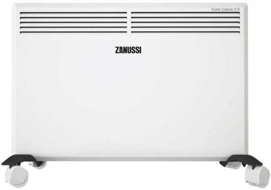 Конвектор Zanussi ZCH/S-1500 MR 1500 Вт колеса для перемещения белый mr meeson s will