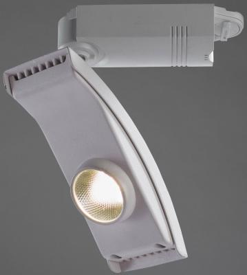 Трековый светодиодный светильник Arte Lamp Astuzia A2120PL-1WH arte lamp встраиваемый светодиодный светильник arte lamp cardani a1212pl 1wh