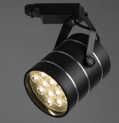 Трековый светодиодный светильник Arte Lamp Cinto A2712PL-1BK мужской ремень cinto couro marca