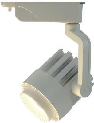 Трековый светодиодный светильник Arte Lamp Vigile A1630PL-1WH arte lamp трековый светильник arte lamp vigile a1610pl 1wh