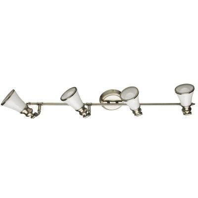 все цены на Спот Arte Lamp 81 A9231PL-4AB