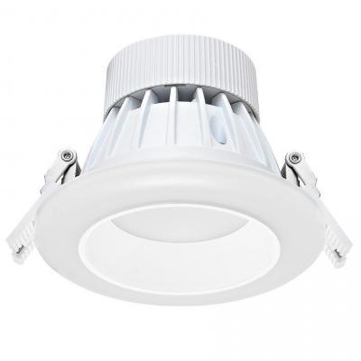 Встраиваемый светодиодный светильник Donolux DL18731/10W-White R Dim встраиваемый светодиодный светильник donolux dl18836 10w white r dim