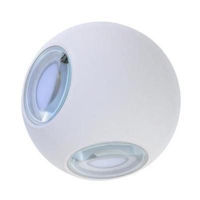 все цены на Накладной светодиодный светильник Donolux DL18442/14 White R Dim