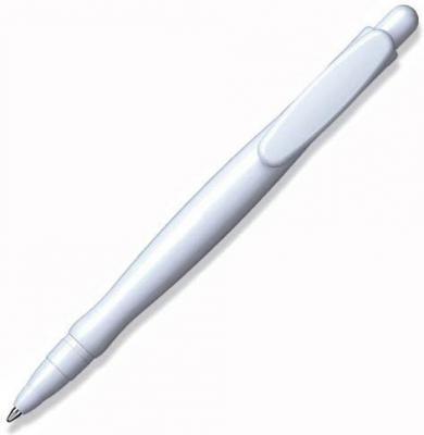 Шариковая ручка автоматическая UNIVERSAL PROMOTION Universal Promotion Slalom Bianca 30069/ББ