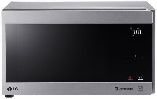 СВЧ LG MW25R95CIS 1000 Вт серебристый