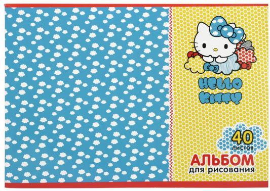 Купить Альбом для рисования Action! Hello Kitty A4 40 листов HKO-AA-40-1 в ассортименте