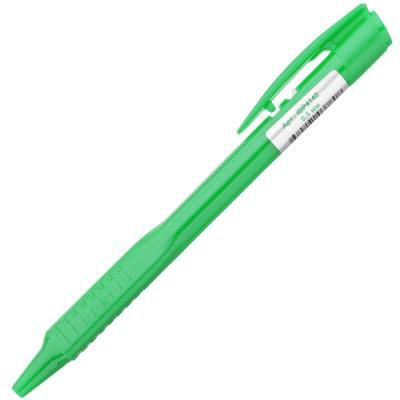 Шариковая ручка автоматическая Index IBP4140/GN 0.5 мм