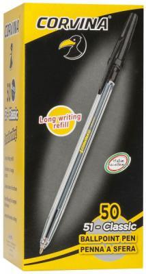 Шариковая ручка CARIOCA Corvina 51 40383/01/28311 черный 0.7 мм