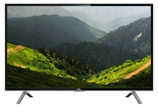 Телевизор TCL LED55D2900S черный tcl led40d2900 black телевизор