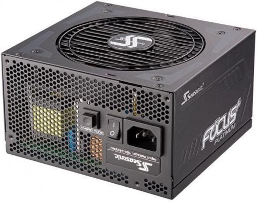 БП ATX 650 Вт Seasonic FOCUS Plus SSR-650PX [vk] mcbc1250cl ssr 50a burst fire control 10v relays