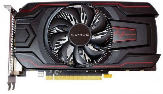 Видеокарта Sapphire Radeon RX 560 11267-19-20G PCI-E 2048Mb 128 Bit Retail (11267-19-20G) видеокарта sapphire 21275 02 20g