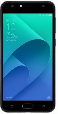 Смартфон ASUS ZenFone 4 Selfie ZD553KL 64 Гб черный (90AX00L1-M01490) сотовый телефон asus zenfone 4 selfie zd553kl black