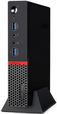 Неттоп Lenovo ThinkCentre Tiny M710q Intel Core i5-7400T 8Gb 1Tb Intel HD Graphics 630 Без ОС черный 10MRS04K00 неттоп lenovo thinkcentre m710q tiny intel core i3 7100t 4 гб 1 тб intel hd graphics 630 windows 10 pro 10mr005kru