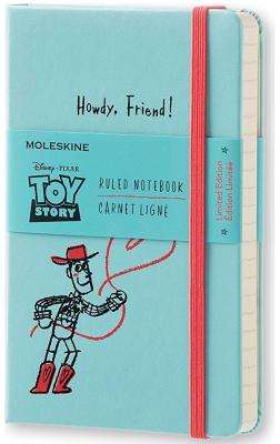 Блокнот Moleskine Toy Story Limited Edition 90х140 см 96 листов LETSMM710 new mf8 eitan s star icosaix radiolarian puzzle magic cube black and primary limited edition very challenging welcome to buy