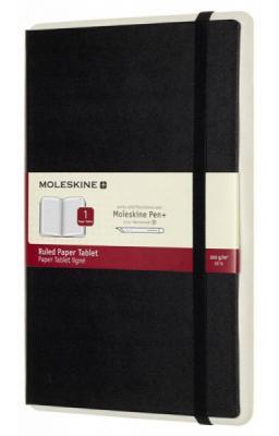 Блокнот Moleskine PAPER TABLET PTNL31HBK01 130х210 мм 176 листов
