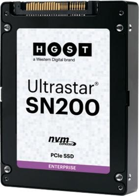 Твердотельный накопитель SSD PCI-E 3.2Tb Hitachi SN200 Read 3350Mb/s Write 2100Mb/s 0TS1308 pci e to