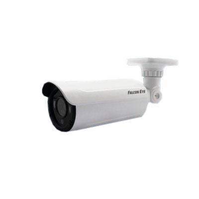 """Камера IP Falcon EYE FE-IPC-BL200PVA CMOS 1/2.8"""" 2.8 мм 1920 x 1080 H.264 RJ-45 LAN PoE белый черный видеокамера ip falcon eye fe ipc bl130wf 3 6 мм черный"""