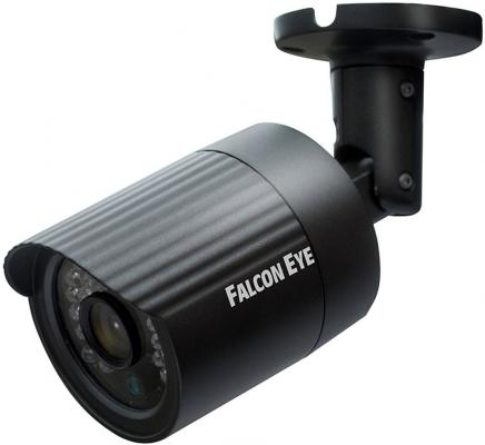 Камера IP Falcon EYE FE-IPC-BL100P ECO CMOS 1/3 2.8 мм 1280 x 720 H.264 RJ-45 LAN черный аксессуар falcon eye 6 mm kl 468 гибкий переход