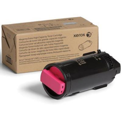 Картридж Xerox 106R03937 для VersaLink C605 пурпурный 16800стр