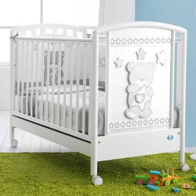 Кроватка Pali Birba (белый)