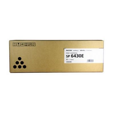 Картридж Ricoh SP 6430E для Ricoh SP6430DN черный 10000стр
