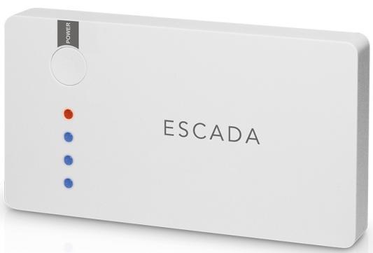 Портативное зарядное устройство Escada ES-PB2801 2800mAh белый